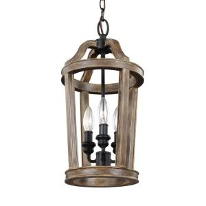 Lorenz - Three Light Mini-Pendant