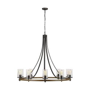 Angelo - Ten Light Chandelier