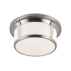 Woodward - Three Light Flushmount