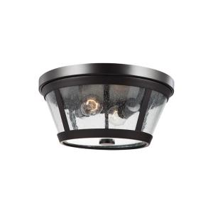 Harrow - Two Light Flush Mount