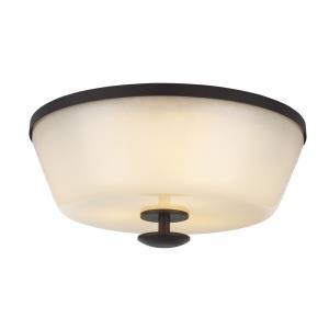 Huntley - Three Light Flushmount