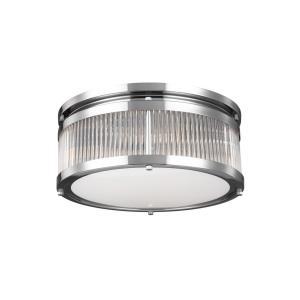 Paulson - 3 Light Flush Mount