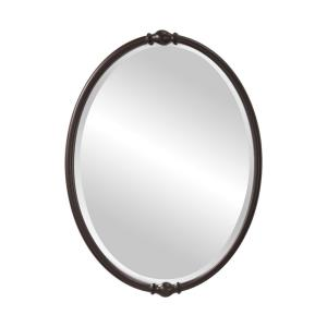 Jackie - 24 Inch Oval Mirror