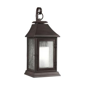 Shepherd - 7 Inch One Light Outdoor Wall Sconce