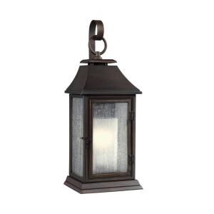 Shepherd - 7.38 Inch One Light Outdoor Wall Sconce