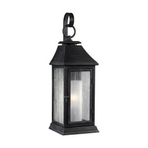 Sean Lavin-One Light Outdoor Wall Sconce in Transitional Style-11.5 Inches Wide by 35.13 Inches Tall