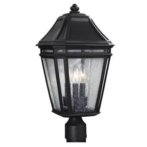 Londontowne - 9.75 Inch Three Light Outdoor Post Mount