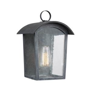 """Hodges - 7"""" One Light Outdoor Wall Lantern"""