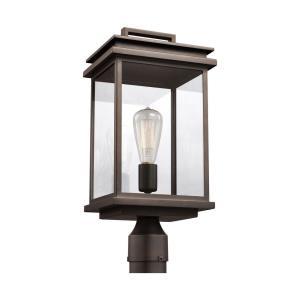 Glenview - One Light Outdoor Post Lantern