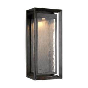 Urbandale 23 Inch Outdoor Wall Lantern StoneStrong Approved for Wet Locations