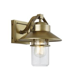 "Boynton - 10.75"" One Light Outdoor Wall Lantern"