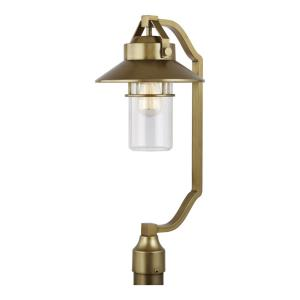 Sean Lavin-One Light Outdoor Post Lantern in Transitional Style-10.5 Inches Wide by 24.5 Inches Tall