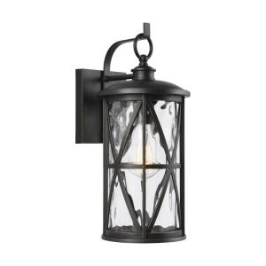 Millbrooke - Outdoor Wall Lantern Traditional StoneStrong Approved for Wet Locations in Traditional Style - Inches Wide by 15.5 Inches High