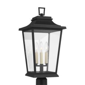 Warren - 3 Light Outdoor Post Lantern