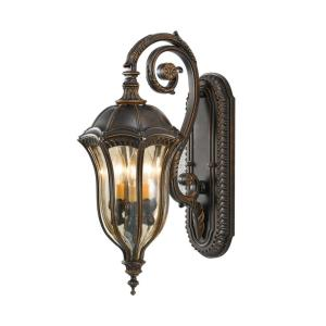 Baton RougeOutdoor Lantern - Wall Mount