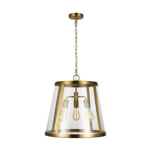 Harrow - Pendant 3 Light in Modern Style - 18.88 Inches Wide by 18.25 Inches High