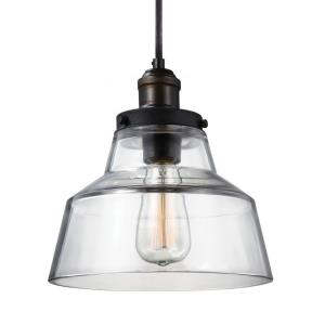 Baskin Pendant 1 Light