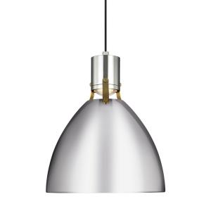 Brynne - Pendant 1 Light in Contemporary Style - 14.13 Inches Wide by 17 Inches High
