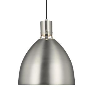 Brynne - Pendant 1 Light in Contemporary Style - 16.5 Inches Wide by 19.75 Inches High