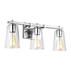 Mercer - Three Light Bath Vanity