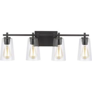 Mercer - Four Light Bath Vanity