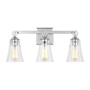 Monterro - Three Light Bath Vanity