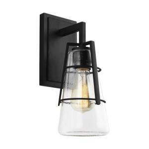 Adelaide - 1 Light Wall Sconce in Period Inspired Style - 5.38 Inches Wide by 13.5 Inches High