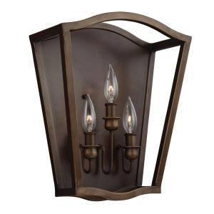 Yarmouth - Three Light Wall Sconce