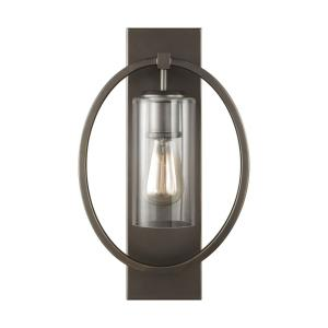 Marlena - One Light Wall Sconce in Transitional Style - 10.5 Inches Wide by 18 Inches High