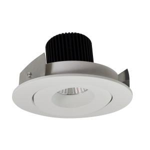 "Iolite Series - 4"" 14W 3000K LED Adjustable Round Regressed Gimbal Trim"