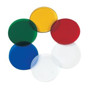 """2"""" Colored Lens for MR16"""