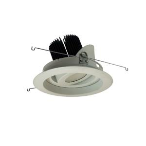 "Marquise Series - 6"" 26.24W Comfort Dim 2000 Lumens Adjustable Recessed LED Reflector with Trim"