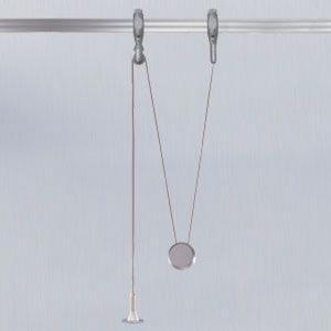 Yoyo - One Light Line Voltage Cord Pendant