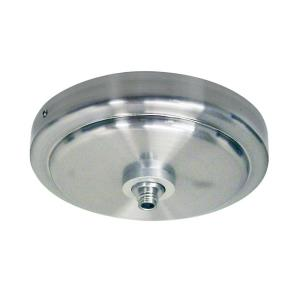 """4.13"""" Low Voltage Ceiling Canopy with QuickJack Adapter for Remote and Integral Transformer"""