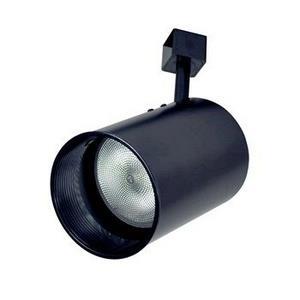 One Light Flatback Cylinder Track Head