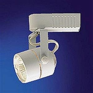 Cylinder - One Light Track Head with Electronic Transformer