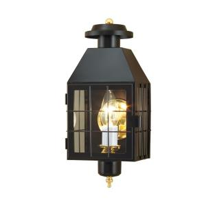 American Heritage - One Light Outdoor Wall Mount