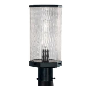 Polygon - One Light Outdoor Post Mount