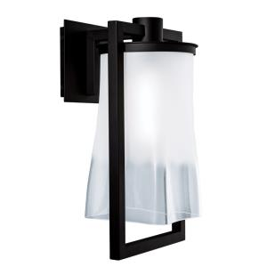Drape - One Light Outdoor Wall Mount