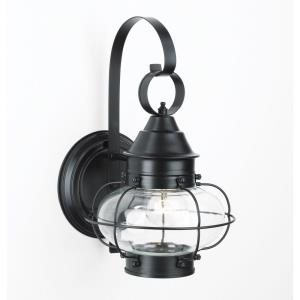 Cottage Onion - One Light Large Outdoor Wall Mount
