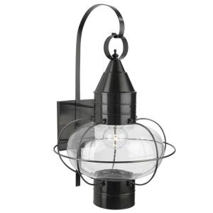 Classic Onion - One Light Large Outdoor Wall Mount