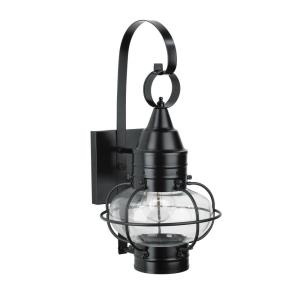 Classic Onion - One Light Small Outdoor Wall Mount