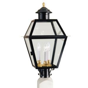 Lexington - Three Light Post