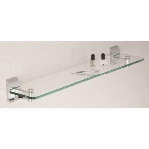 "Wave - 24"" Glass Shelf"