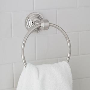"Emily - 7.25"" Towel Ring"