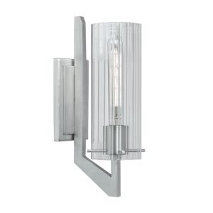 Faceted - One Light Wall Sconce