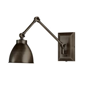 Maggie - One Light Swing Arm Wall Sconce