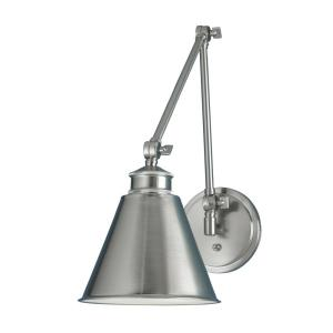 Aiden - One Light Swing Arm Wall Sconce