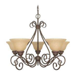 Castillo - Five Light Chandelier