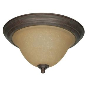 Castillo - Two Light Flush Mount